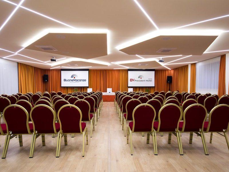 Bv President Hotel - Centro congressi